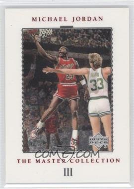 1999 Upper Deck Michael Jordan The Master Collection - [Base] #3 - Michael Jordan