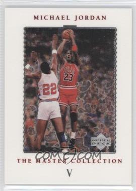 1999 Upper Deck Michael Jordan The Master Collection - [Base] #5 - Michael Jordan