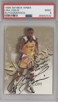 Lisa Leslie [PSA 9 MINT]