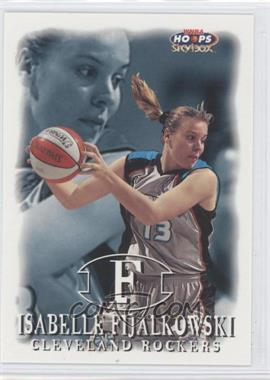 1999 WNBA Hoops Skybox - [Base] #51 - Isabelle Fijalkowski