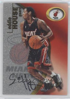 2000-01 EX - [Base] - Rookie Memorabilia #127 - Eddie House /1500