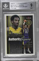 Kobe Bryant [BGS9] #1/499