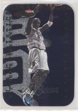 2000-01 Fleer Futures - Characteristics #4C - Kevin Garnett