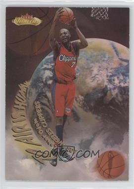 2000-01 Fleer Showcase - To Air Is Human #2TA - Lamar Odom