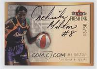 DeLisha Milton-Jones /50