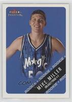 Rookie - Mike Miller