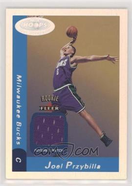 2000-01 NBA Hoops Hot Prospects - [Base] #128 - Future Swatch - Joel Przybilla /1000