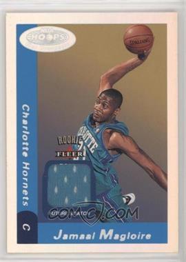 2000-01 NBA Hoops Hot Prospects - [Base] #144 - Future Swatch - Jamaal Magloire /1000