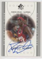 Darius Miles #/200