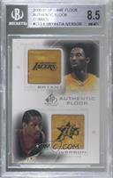 Kobe Bryant, Allen Iverson [BGS8.5NM‑MT+]