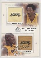 Kobe Bryant, Shaquille O'Neal