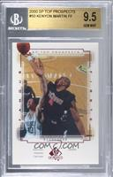 Kenyon Martin [BGS 9.5 GEM MINT] #/3,000