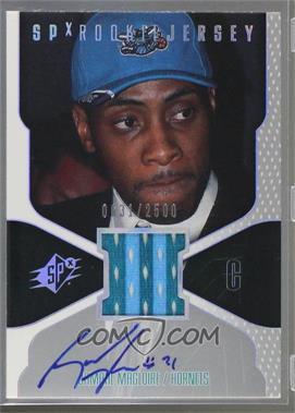 2000-01 SPx - [Base] #115 - Jamaal Magloire /2500