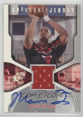 2000-01 SPx - [Base] #134 - Marcus Fizer /900