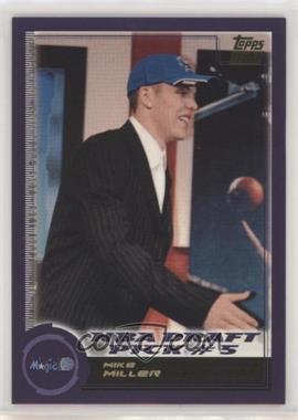 2000-01 Topps - [Base] #129 - Mike Miller