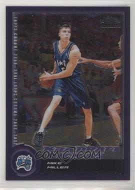 2000-01 Topps Chrome - [Base] #155 - Mike Miller /1999