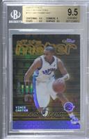 Vince Carter, Kobe Bryant [BGS9.5GEMMINT] #/100