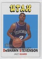 DeShawn Stevenson [NoneEXtoNM] #/1,972
