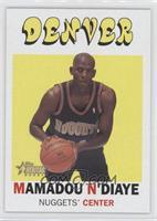 Mamadou N'Diaye /1972