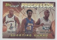 Mitch Richmond, Kobe Bryant, Courtney Alexander