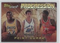 Jamal Crawford, Magic Johnson, John Stockton