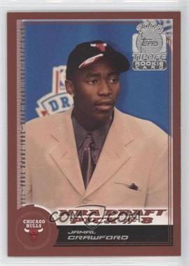 2000-01 Topps Tip-Off - [Base] #132 - Jamal Crawford
