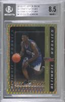 Ultimate Rookies - DeShawn Stevenson [BGS 8.5 NM‑MT+] #/25