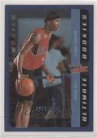 Ultimate Rookies - Jamal Crawford #/1,500