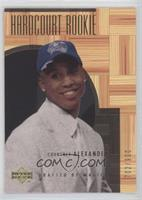 Hardcourt Rookie - Courtney Alexander #/900