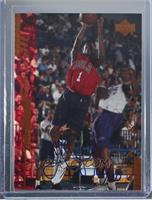 Jamal Crawford (2000-01 Upper Deck) #/120