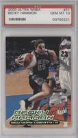 Becky Hammon [PSA 10 GEM MT]