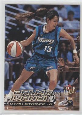 2000 Fleer Ultra WNBA - [Base] #36 - Dalma Ivanyi