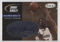 Johnny Hemsley #/650
