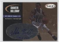 Shaheen Holloway /650
