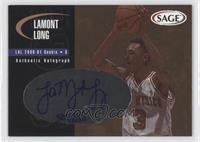 Lamont Long #/650