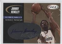 Johnny Hemsley #/200