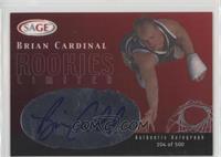 Brian Cardinal /500