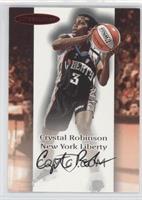 Crystal Robinson