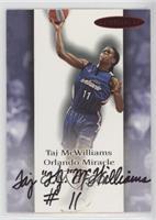 Taj McWilliams-Franklin