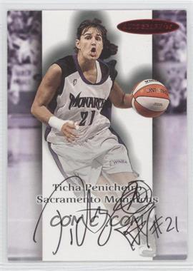 2000 Skybox Dominion WNBA - Autographics - [Autographed] #N/A - Ticha Penicheiro