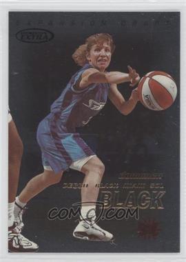 2000 Skybox Dominion WNBA - [Base] - Foil #117 - Debbie Black