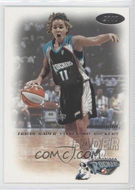 2000 Skybox Dominion WNBA - [Base] #60 - Tricia Bader Binford