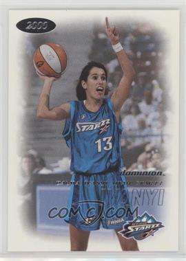 2000 Skybox Dominion WNBA - [Base] #91 - Dalma Ivanyi