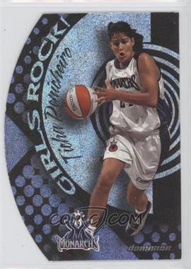 2000 Skybox Dominion WNBA - Girls Rock! #6GR - Ticha Penicheiro