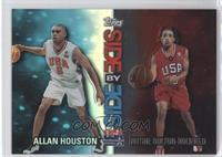Allan Houston, Ruthie Bolton-Holifield