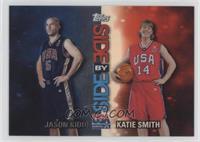 Jason Kidd, Katie Smith