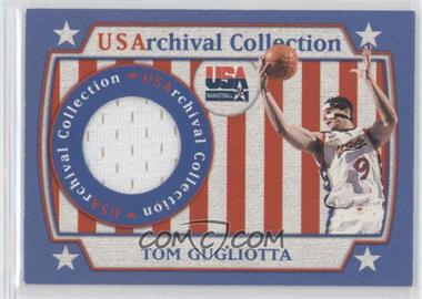 2000 Topps Team USA - USArchival Collection #USAR1 - Tom Gugliotta