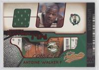 Antoine Walker #/50