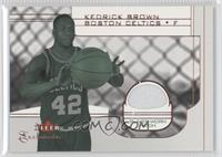 Kedrick Brown