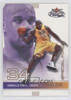 Shaquille O'Neal #/250